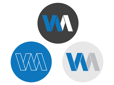 Wits App - Round Icons logo blue grey app icon university android