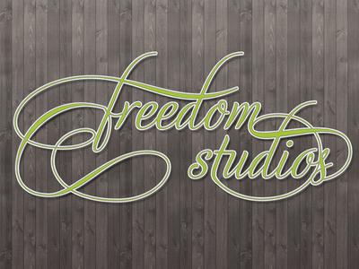 Freedom Studios - Typography Wallpaper