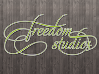Freedom Studios - Typography Wallpaper