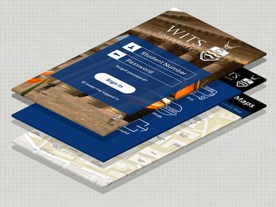 Wits University Mobile App