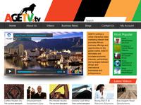 AGEtv Homepage