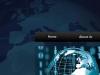 GAM Homepage Version 01