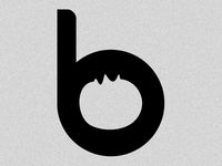 Berrry Logo Concept 2 - The B