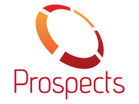 Prospects Logo Concept 3 - Vertical