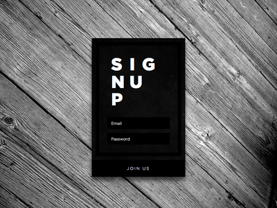 Sign up Form - Concept fashion clean daily ui onboarding minimal gotham black layout ui signup sign up