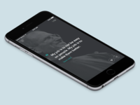 Startup Quotes App