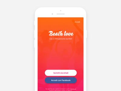 Beach Love / Auth