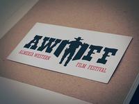 Almería Western Film Festival Logo