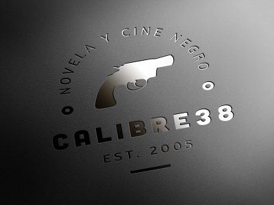 Calibre 38 logotype