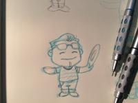 Ryozo Sketch