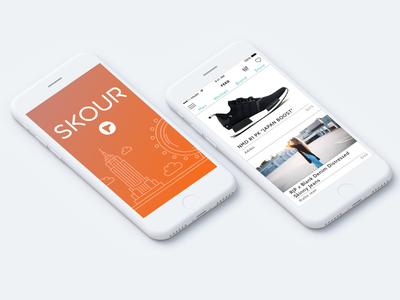 Skour Mobile App