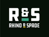 Rhino & Spade Logo