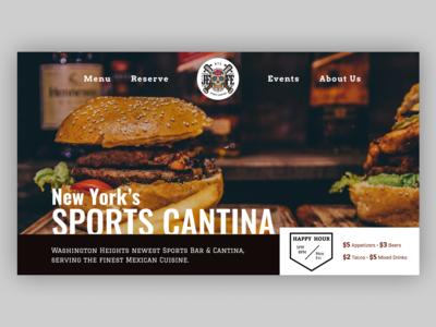 Baseball Restaurant Second Inning