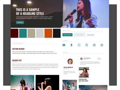 Style Tile  Speakers Website 1