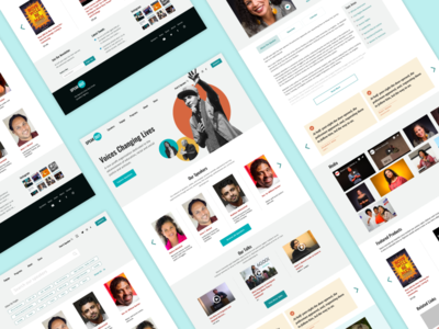 SpeakOut Website Redesign