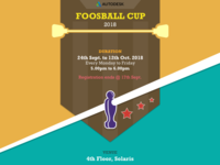 FOOSBALL  |  BANNER