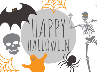 Happy Halloween T-Shirt Design branding graphic design animation