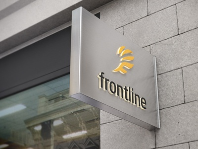 Frontline Sign