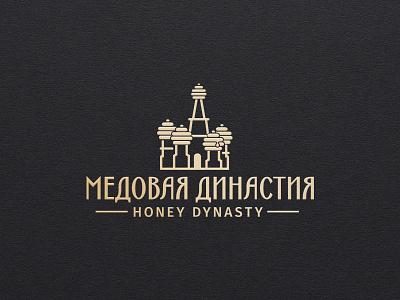 Honey Dynasty honey dynasty toltolstudio toltol logo
