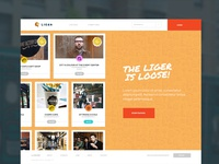 Liger Homepage