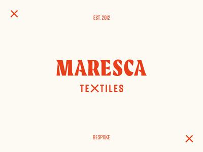 Maresca Textiles Brand