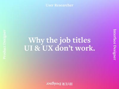 Design Titles Blog Post