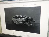 Matthew Campbell Website