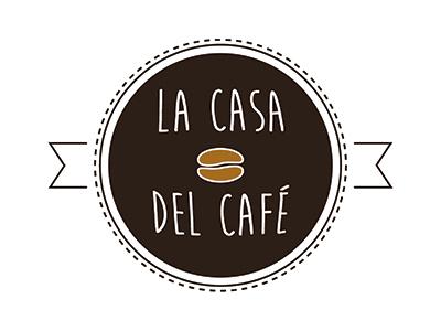 """Logo """"La Casa del Café"""""""