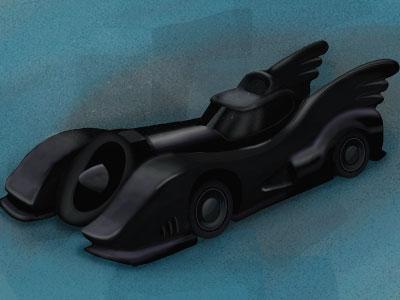 Batmobil small v2