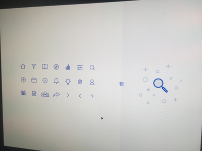 Designing assets android ios app mobile consistency language fonts icons kit ui library assets