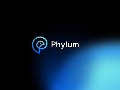 Phylum code analysis machine learning code animal software bird identity branding mark symbol logo