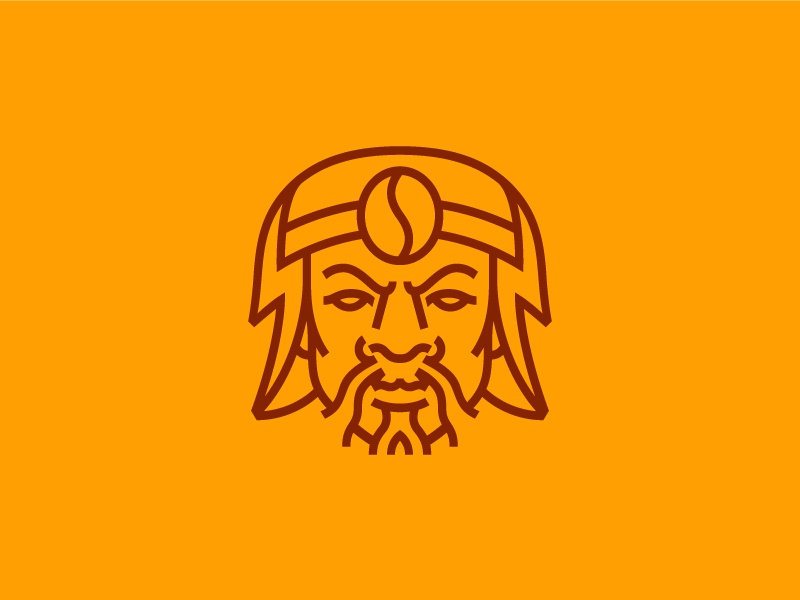 Genghis Khan By Sava Stoic Dribbble