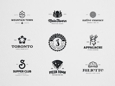 Behance Logo Collection