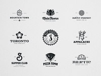 Behance Logo Collection