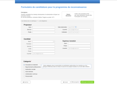 Forms - Redoing forms to showcase quick wins love ui design ux