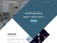 Trustedbookings Website Redesign
