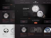 Final Homepage Design