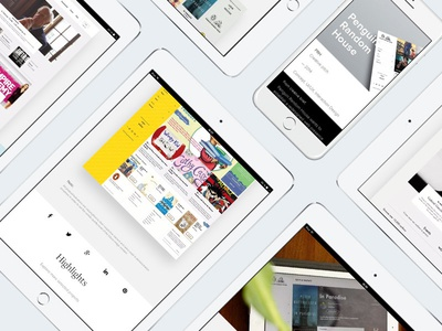 Portfolio item page portfolio personal creative direction design project page concept