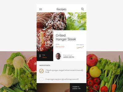 EDDA UI Kit idealui mobile minimal ux ui edda