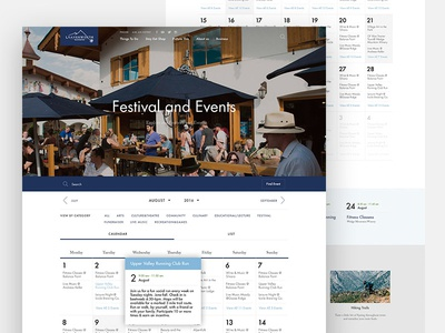 Festival and Events / Calendar / Leavenworth