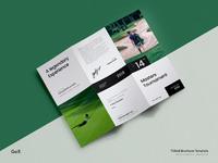 Golf trifold brochure 01