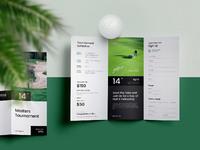 Golf trifold brochure 03