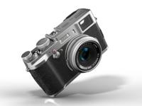 Fujifilm FinePix X100 Final