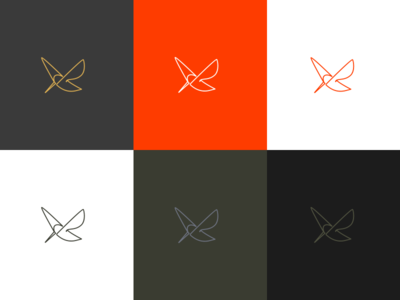 Hummingbird Color Variations