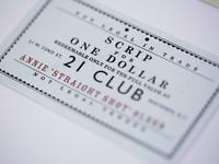 Membership Card Detail