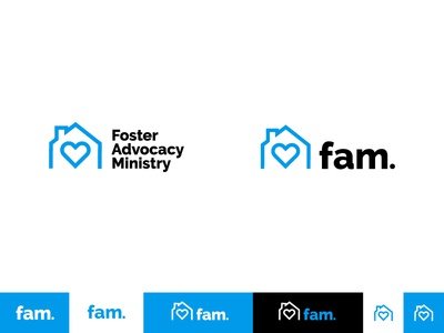 Foster Advocacy Ministry ministry logo ministry fam home home logo foster care logo logo design logo foster care
