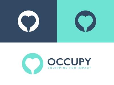 Occupy Logo ministry branding ministry logo ministry branding logo