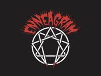ENNEAGRAM × METAL