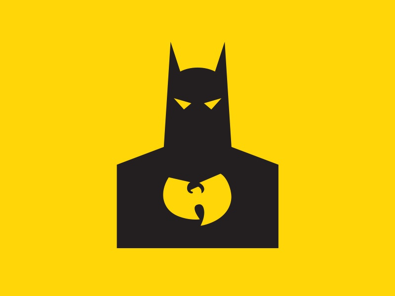 Wu Tang Batman By Matt Cole Wilson Dribbble
