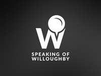 Logo Design: Speaking of Willoughby